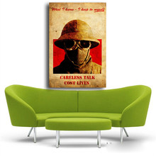 Morden Wall Art Star Fallout Timeline Part 2 movie poster photo for home decor wall room Not Framed works(China)