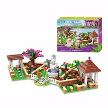 XINGBAO 12004 554Pcs City Girl Series The Corner of the School Set Building Blocks Bricks Educational Funny Toys Gifts for Kids цена