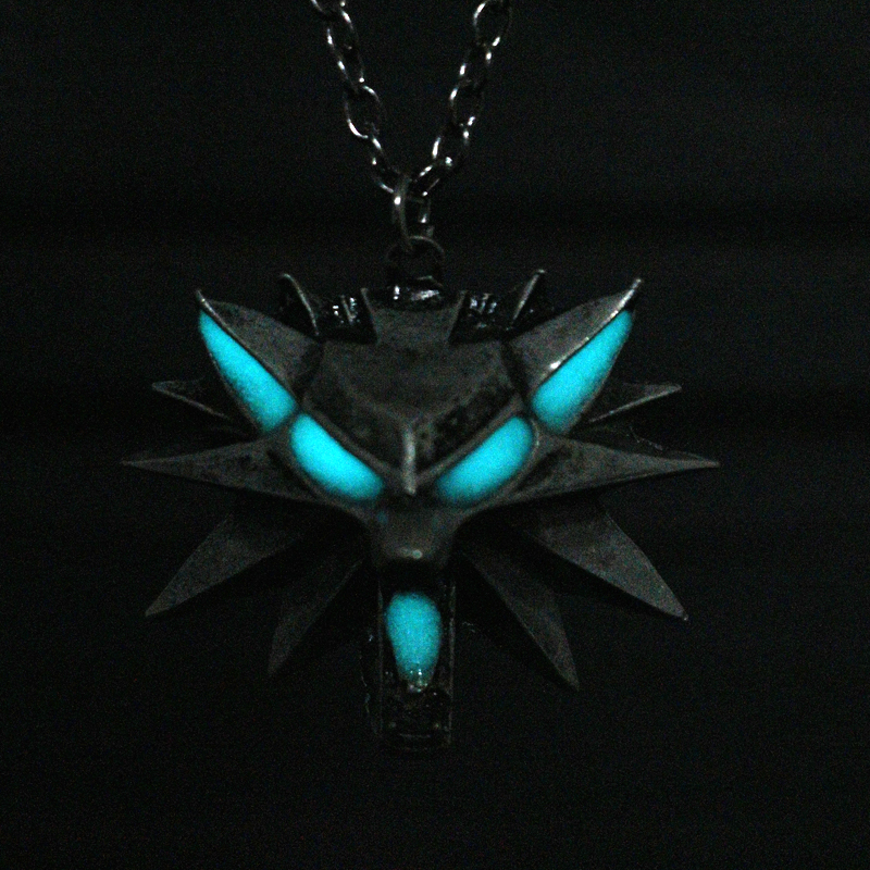 Witcher Wolf Medallion