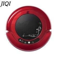 JIQI Intelligent Robot Vacuum Cleaner Catcher Slim HEPA Dry & Wet Mopping Dust Collector rechargeable Aspirator Sweep Machine EU