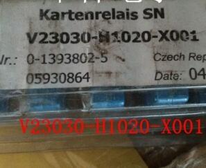 Relais V23030-H1020-X001 V23030Relais V23030-H1020-X001 V23030