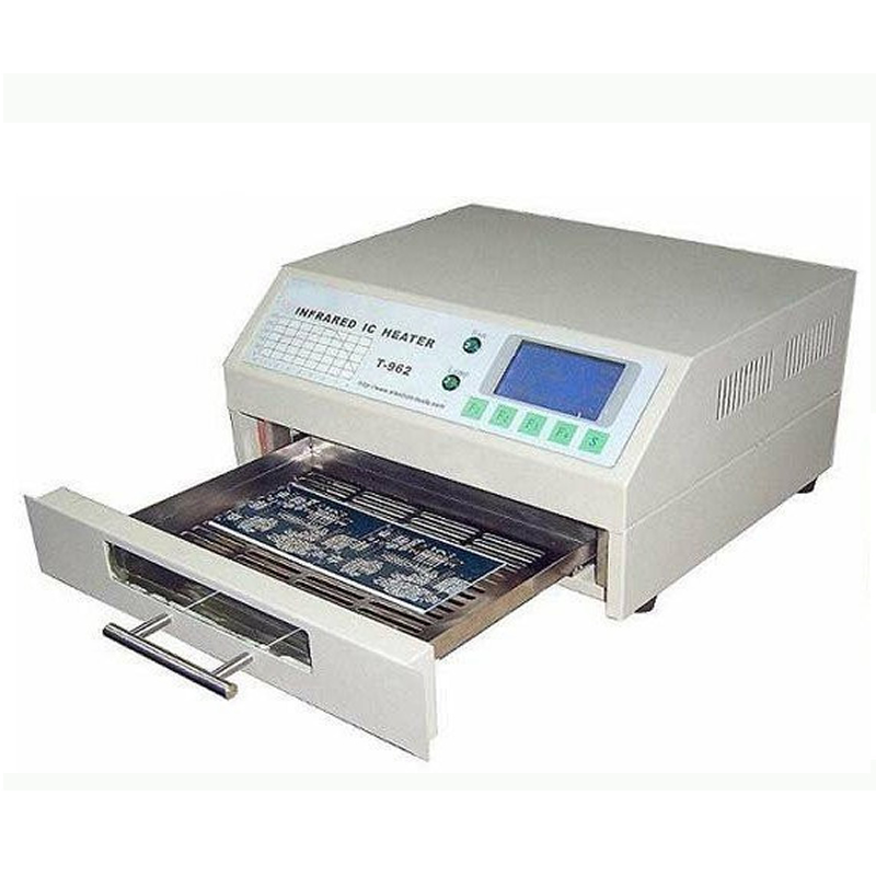 Free tax to Russia T962 reflow oven IR IC heater soldering station free tax