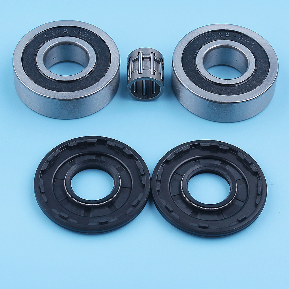 Crankshaft Bearing Oil Seal Kit For Jonsered CS2245 CS2250 S, CS2245 S Chainsaw Replacement Spare Parts
