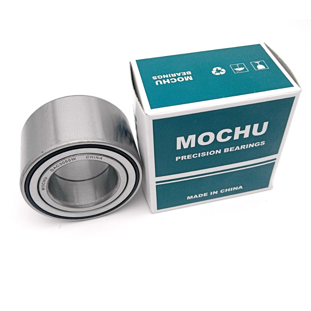 Image 2 - 4pcs MOCHU DAC3055W DAC30550032 30x55x32 DAC3055 ATV UTV Car Bearing Auto Wheel Hub Bearing ATV Wheel Bearing High Quality-in Bearings from Home Improvement