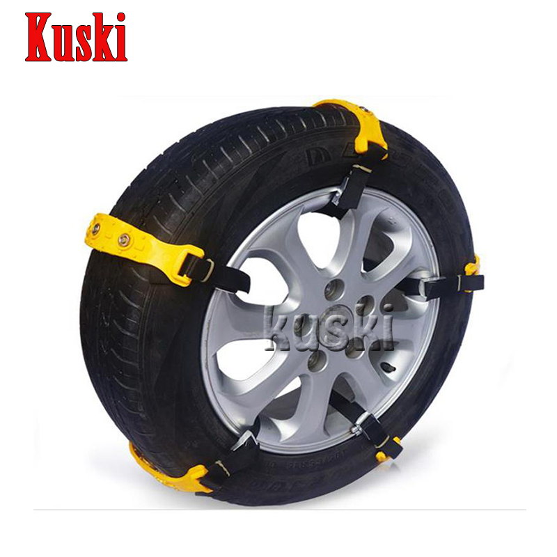 10X Car Wheel Snow Chains For Porsche 911 Cayenne Macan For Mini Cooper R56 R50 R53 F56 F55 R60 R57 Accessories 6x car snow tire anti skid chains for lexus rx nx gs ct200h gs300 rx350 rx300 for alfa romeo 159 147 156 166 gt mito accessories