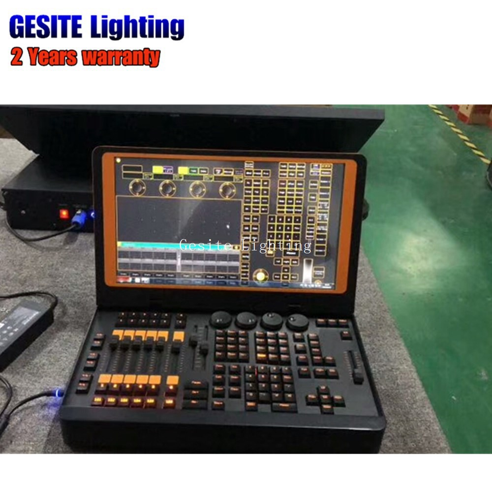 I5 CPU, 3.2GHz MA boss console Professional Console DJ Disco stage light controller ma