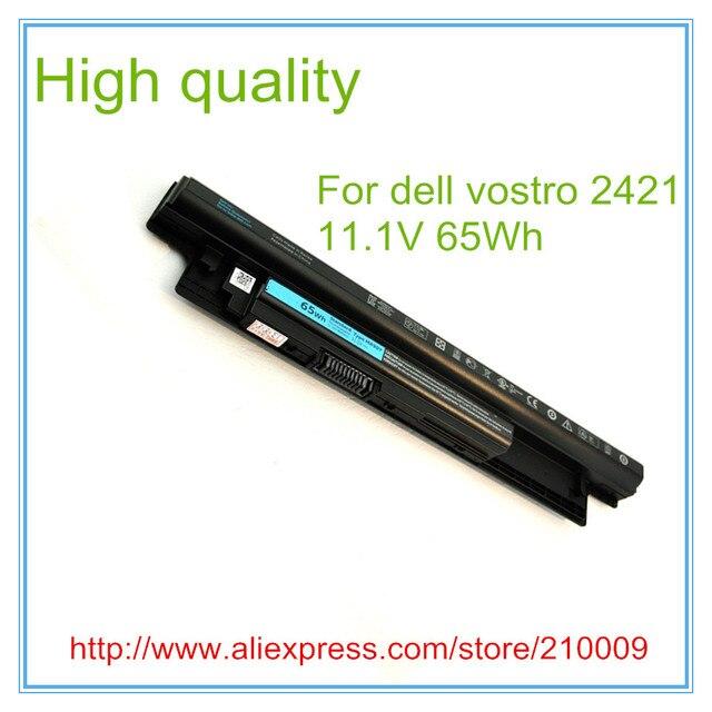 Bateria Do Laptop Original Para 2421 2521 4WY7C 68DTP 6HY59 MK1R0 6KP1N 6K73M MR90Y N121Y PVJ7J T1G4M V1YJ7
