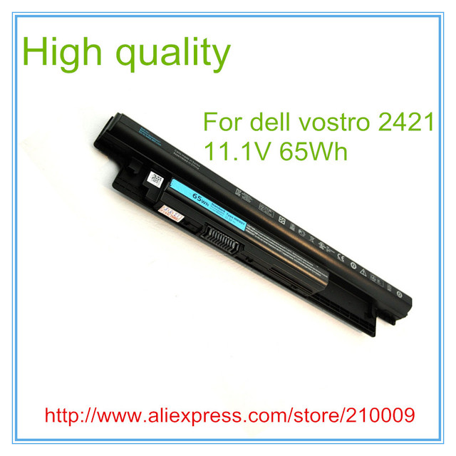 Original Laptop Battery For  2421 2521 4WY7C 68DTP 6HY59 6K73M 6KP1N MK1R0 MR90Y N121Y PVJ7J T1G4M V1YJ7