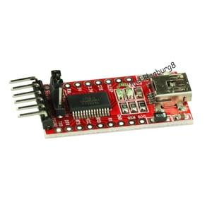 Image 3 - 5 pezzi. FT232RL FT232 FTDI USB 3.3V 5.5V a TTL Modulo Adattatore Seriale per Arduino Mini Porte e Connettori FT232RL bordo