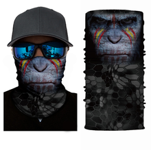 2019 Caesar Ski Cycling Snowboard Scarf Neck Warmer Face Mask Balaclava Bandana Bike Free Shipping
