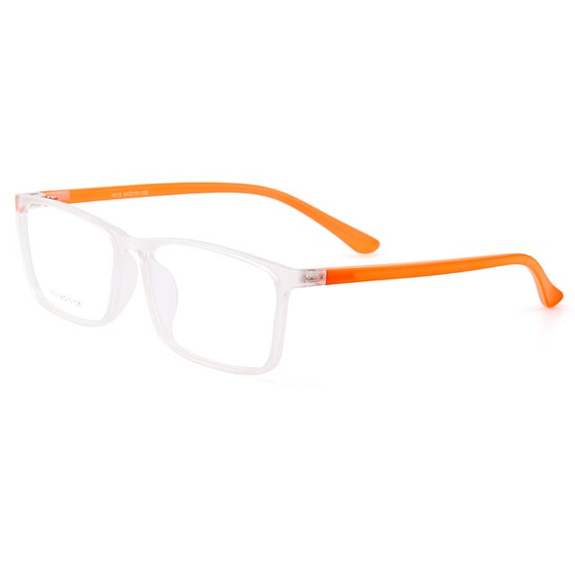 6e4eba81974 BAONONG Simple Design Rectangular Ultralight TR90 Optical Eyeglasses Full  Rim Frame For Men   Women s Prescription