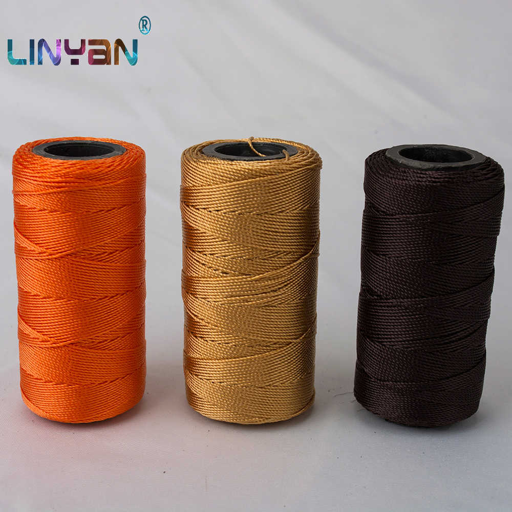 3 pieces*100g mercerized thread yarn Hook bags shoes doll Ice silk Ice silk Knitting thread Summer yarn for knitting zl4