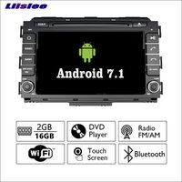 Android 7.1 2G RAM For Kia Carnival 2015- NEW Car Radio Audio Video Multimedia DVD Player WIFI DVR GPS Navi Navigation