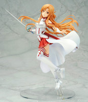 23cm Anime Sword Art Online SAO Yuuki Asuna PVC Action Figure Collection Model Toys Doll Brinquedos