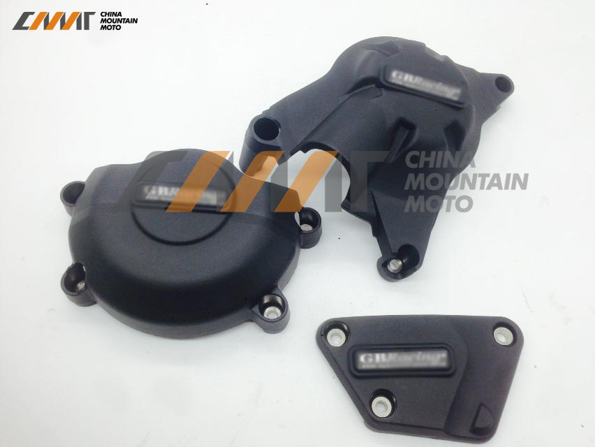 Motorcycles Engine cover Protection case for GB Racing case for YAMAHA YZF600 R6 2006 2015