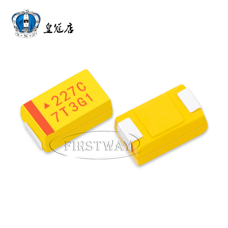 10pcs Chip Tantalum Capacitor 470UF 10V D Type 7343 477A 10/% Duct Capacitive