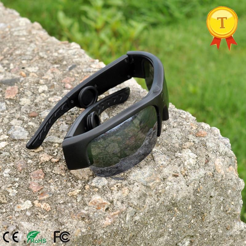 Conduzione ossea Cuffie Wireless Auricolari Bluetooth occhiali da sole per I Driver Esterno A Vela Da Trekking Arrampicata Su Roccia Cursore