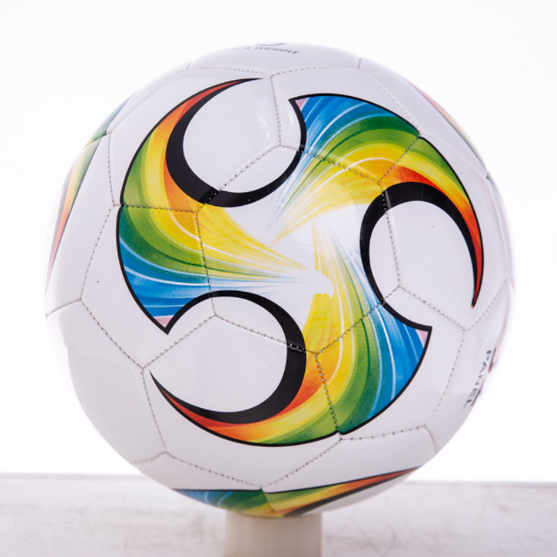 Colorful Premier PU Soccer Ball Official Size 4 /5 Football Goal League Outdoor Match Training Balls Gifts Futbol Voetbal Bola