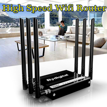 High speed 300 Mbps 64 Mt Speicher high gain max power 500 mw 802.11N/B/G WIFI Drahtlose Router