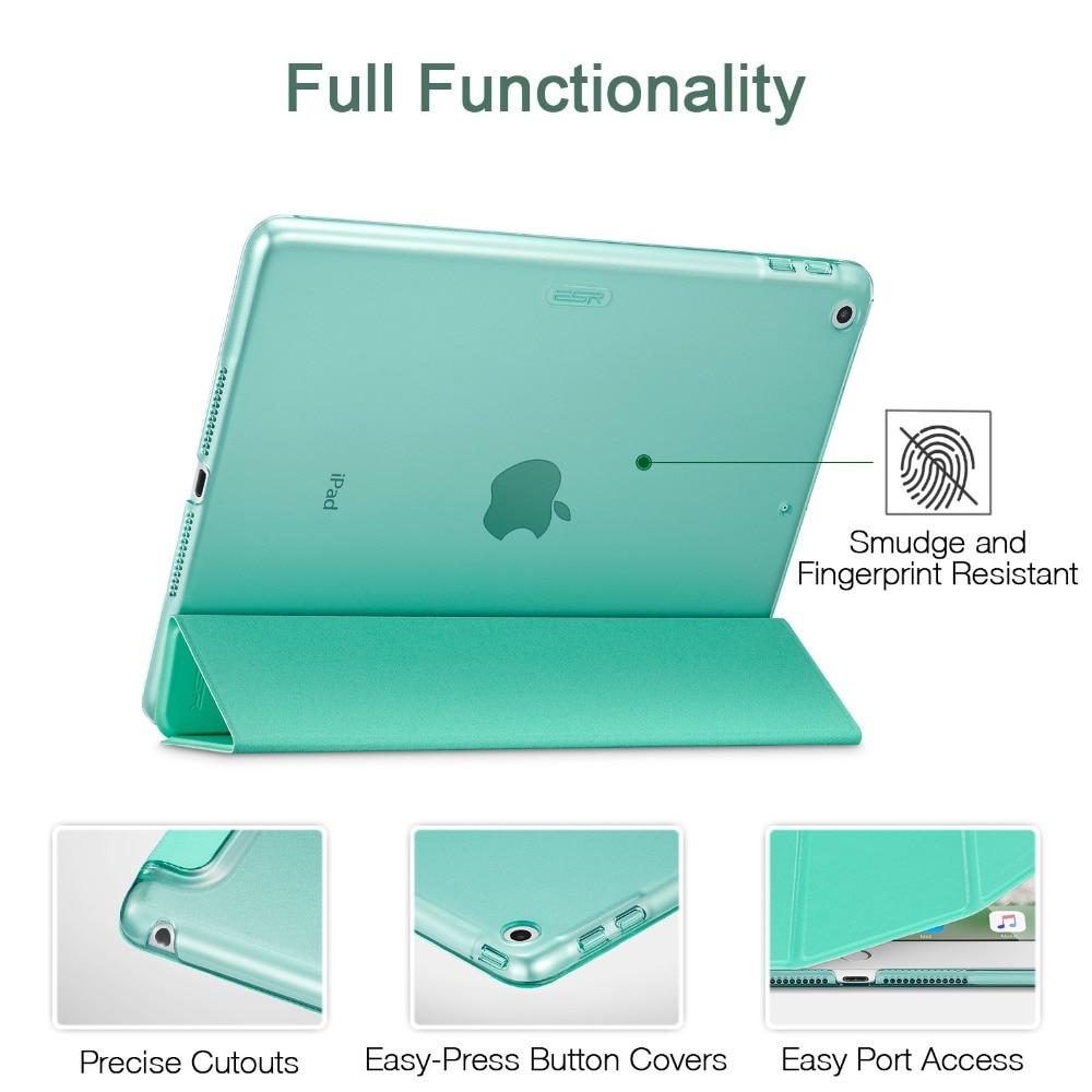 Kaitseümbris iPad 9.7 2017 kaanele, ESR Yippee värviline PU nahk + - Tahvelarvutite tarvikud - Foto 5