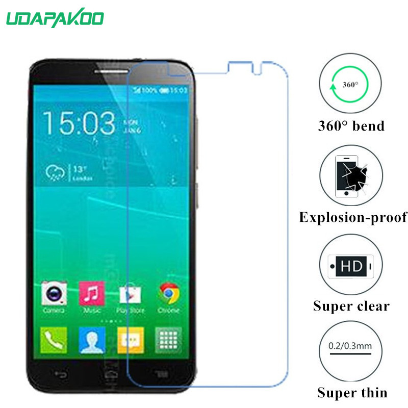 best alcatel idol 2s tempered glass screen list and get free