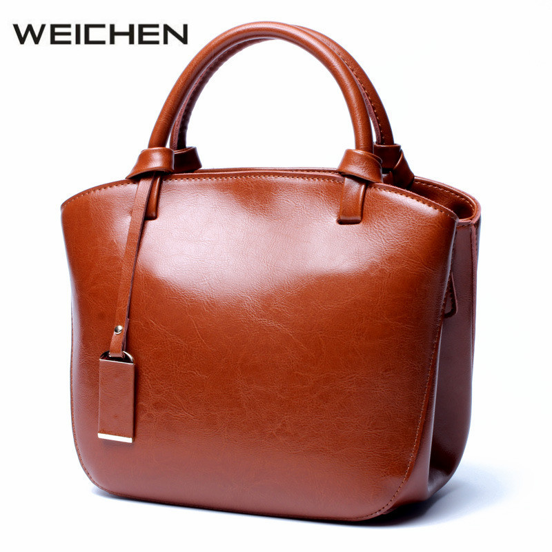 Brown Real Leather Ladies Bags Women Handbags 2018 Luxury Designer Small Shoulder Cross Bag Female Cow Genuine Leather Tote Bag oln brand designer women s shoulder bag genuine leather handbags for female real cow women messenger bags ladies tote bags