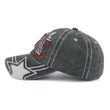 """Embroidered """"M"""" Baseball Cap"""