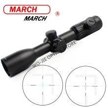 Hunting Scope Riflescope 4-16X44SFIR Red/green Illuminated Military Optic Sight Sniper Deer Mildot