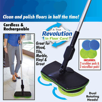 360 Rotating Mop Spin Mop Spray Foot switch Mop Floor Cleaning Mop Easy Mop Bucket Dust Mop Magic/Microfiber Electric Broom