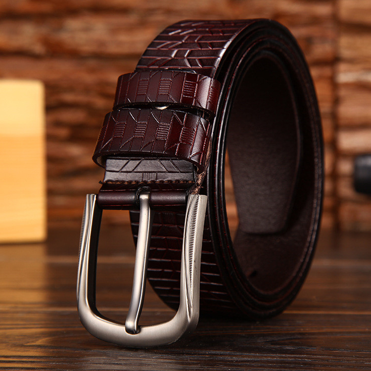 Back To Search Resultsapparel Accessories 2019 Latest Design El Barco Men Casual High Quality Belt Black Coffee Blue White Yellow Brown Male Leather Belts Crocodile Buckle Waist Strap