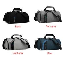 Hot Selling Men Woman Outdoor Sports Bag Waterproof Fitness Handbag Shoes Storage Travel Shoulder Bags -B5
