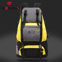 50 l 3D outdoor sport climbing mountaineering Hiking Backpack tactical military camp hiking backpack, travel bag, outdoor