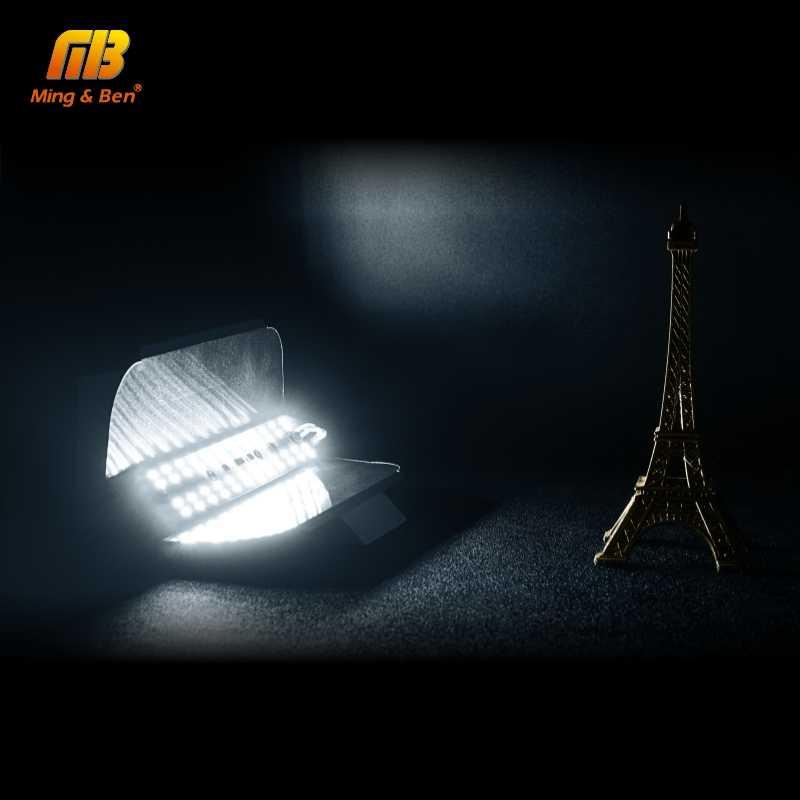 50 W 100 W Наружное освещение Светодиодный прожектор переменного тока 220 V 230 V Светодиодный прожектор IP65 Водонепроницаемый Светодиодный прожектор SMD настенный светильник Теплый Холодный белый