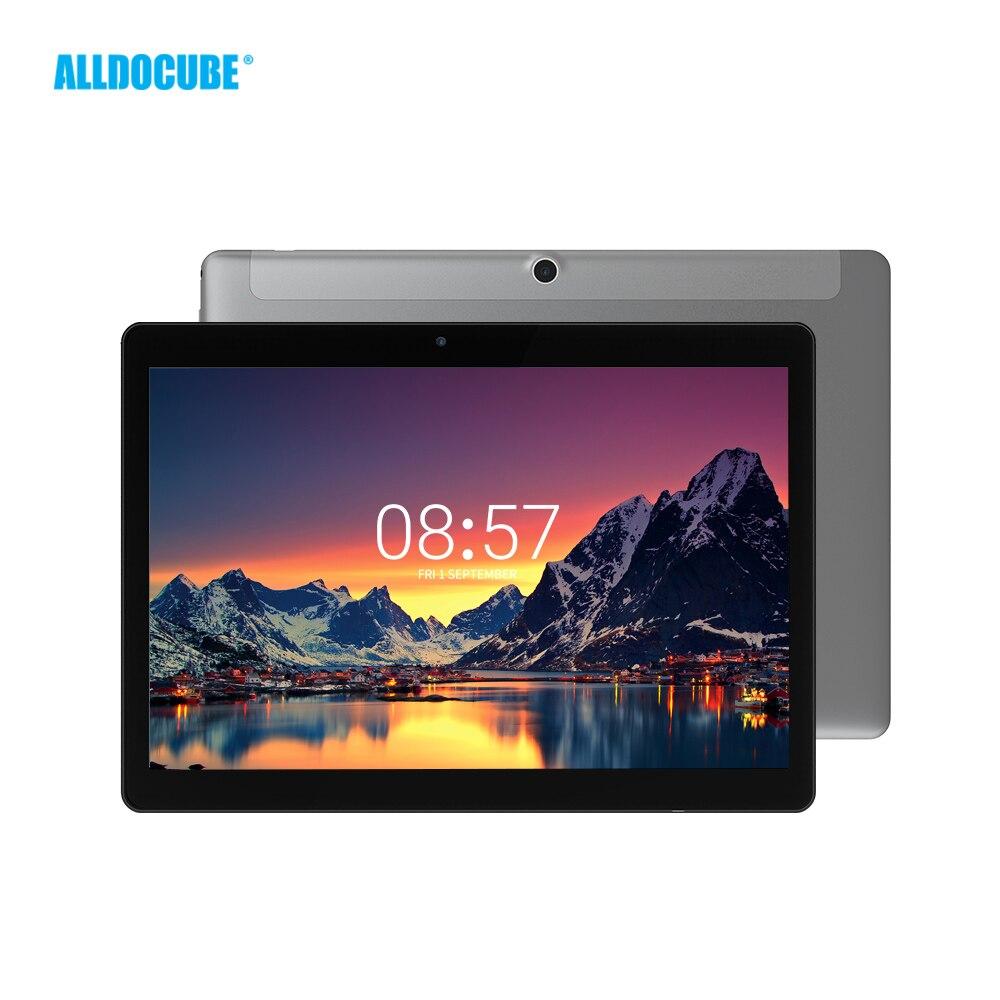 ALLDOCUBE C5 9.6 pouce Ultra-mince 4g Téléphone Appel Tablet 1280*800 IPS Android7.1 MTK6737 Quad Core 2 gb RAM 32 gb ROM WIFI Phablet