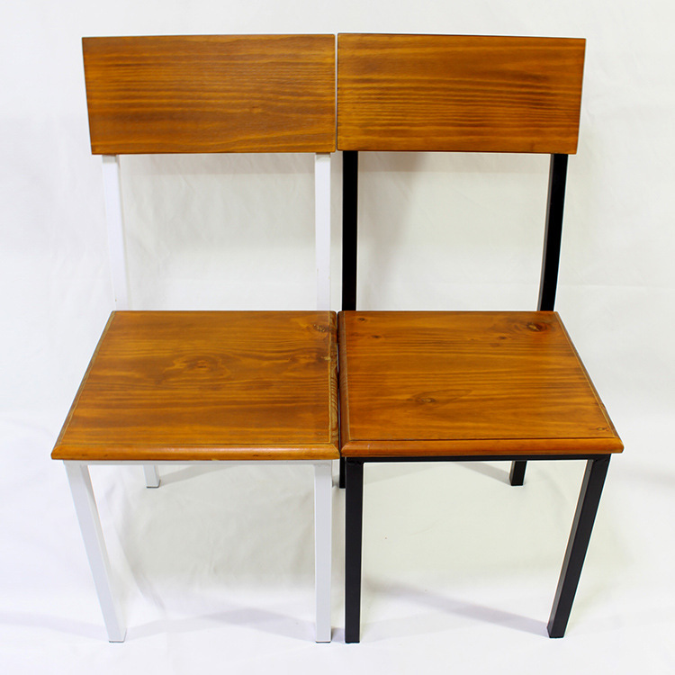 Popular Wood Metal Chair-Buy Cheap Wood Metal Chair lots ...