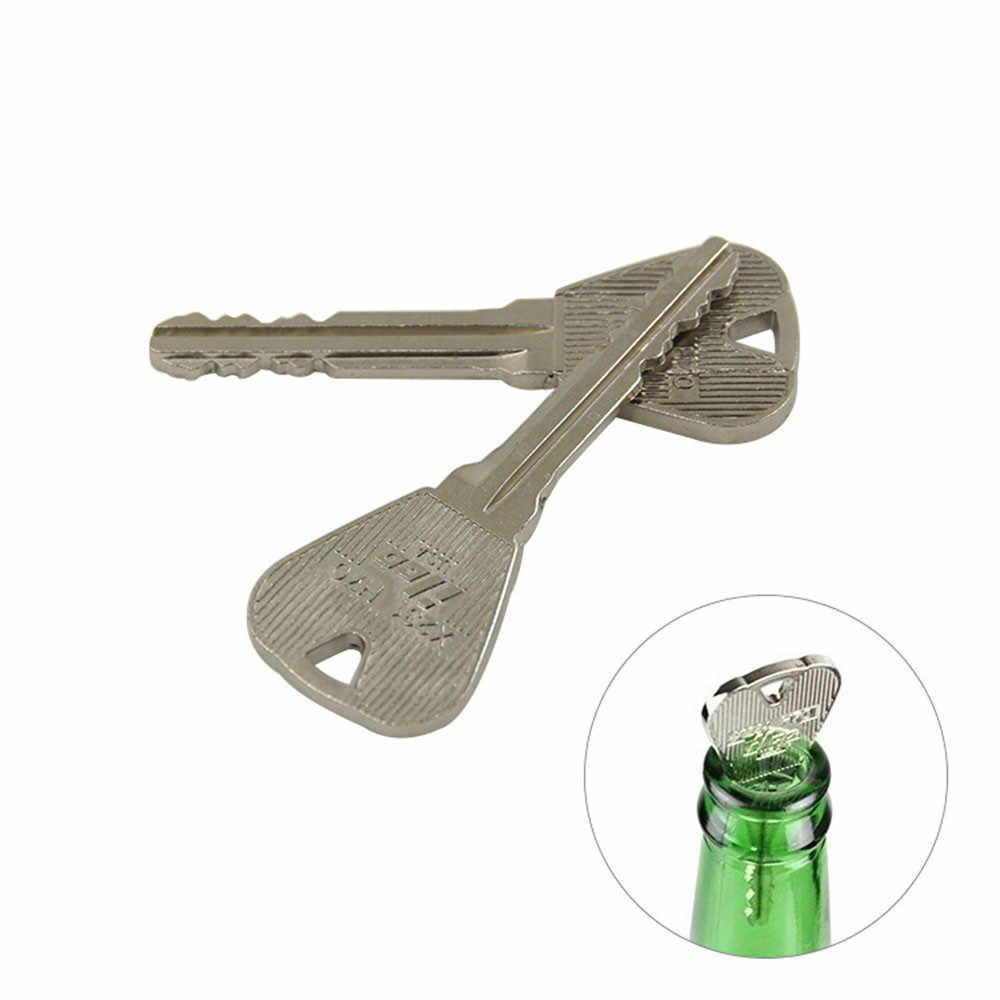 Развивающие игрушки 8-13 лет складной деформационный ключ через бутылку/кольцо Волшебный реквизит для фокусов инструмент шутка игрушка фэнтези и Sci-Fi L1023