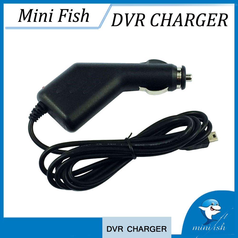 Universele Mini 5V USB Autolader Auto Adapter Voor DVR Voertuig - Auto-elektronica - Foto 1