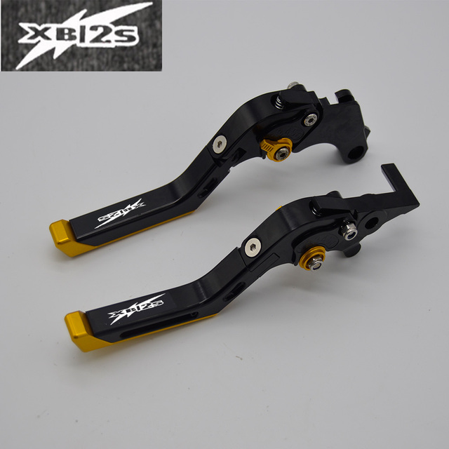 size 40 1a909 a3833 2018 NEW CNC Folding&Extending Brake Clutch Levers For Buell XB12S XB 12S  XB12Scg XB12S cg 2009-in Levers, Ropes & Cables from Automobiles & ...