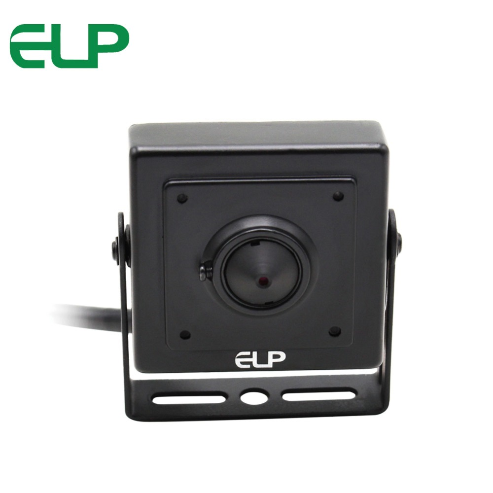 Black Aluminum case 1/4CMOS AHD Camera 3.7mm lens OSD menu cctv indoor ATM Machine/ Kiosk /home security mini ahd camera 720P cctv camera 2 8mm lens cmos 1000tvl security camera with osd menu