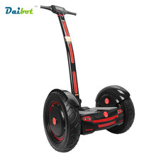 2017 New Daibot A6 1000W Two Wheel Handrail Electric Standing Bicycle Smart Balance Wheel Electric Scooter Hoverboard Handle Bar