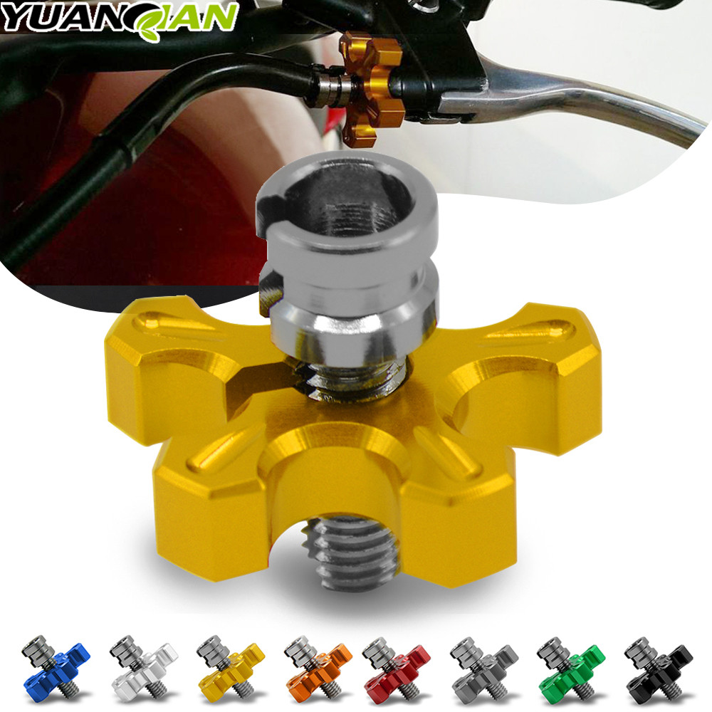 For Suzuki DRZ400S DRZ400SM DRZ400 2000 - 2015 Clutch Cable Wire Adjuster M10/M8 Motorcycle Accessories
