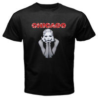 Gildan New CHICAGO Broadway Musical Show Famous Men S Men T Shirt