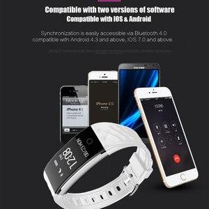 Image 4 - S2 Vòng Đeo Tay Thông Minh GPS Chuyển Động Theo Dõi Thông Minh Dây Đeo Cổ Tay Trái Tim Tỷ Lệ Màn Hình IP67 Thể Dục Thể Thao Tracker Vòng Đeo Tay Bluetooth Ban Nhạc Thông Minh