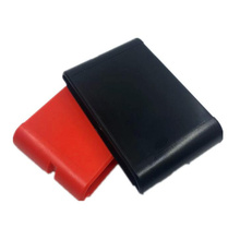 Red Game cartridge shell game card behuizing case voor sega md voor Mege Drive