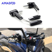 Adjustable Brake Clutch Levers Protector Brush Motorcycle Proguard System Guard CNC Protect Guard ForKTM DUKE 125 200 390 1190