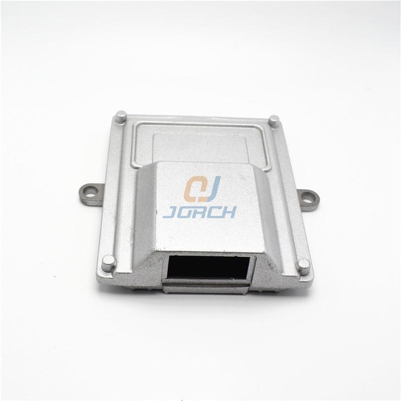 1 kits set 24 pin way A6 aluminum single hole automotive honda ecu box with matching connector