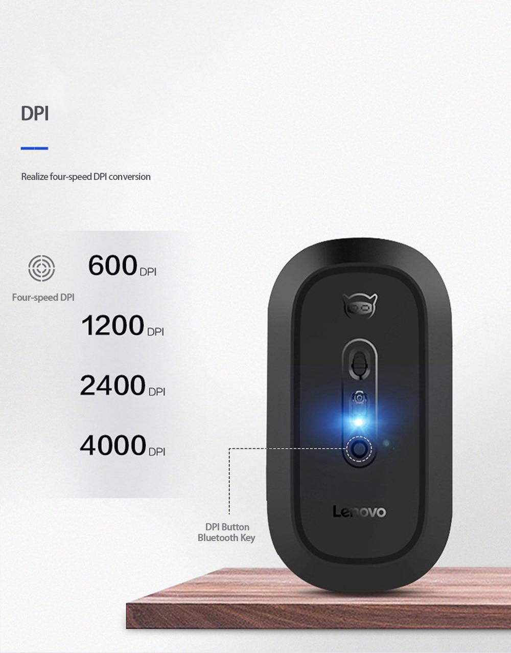 Lenovo thinkpad xiaoxin ar air2 bluetooth mouse