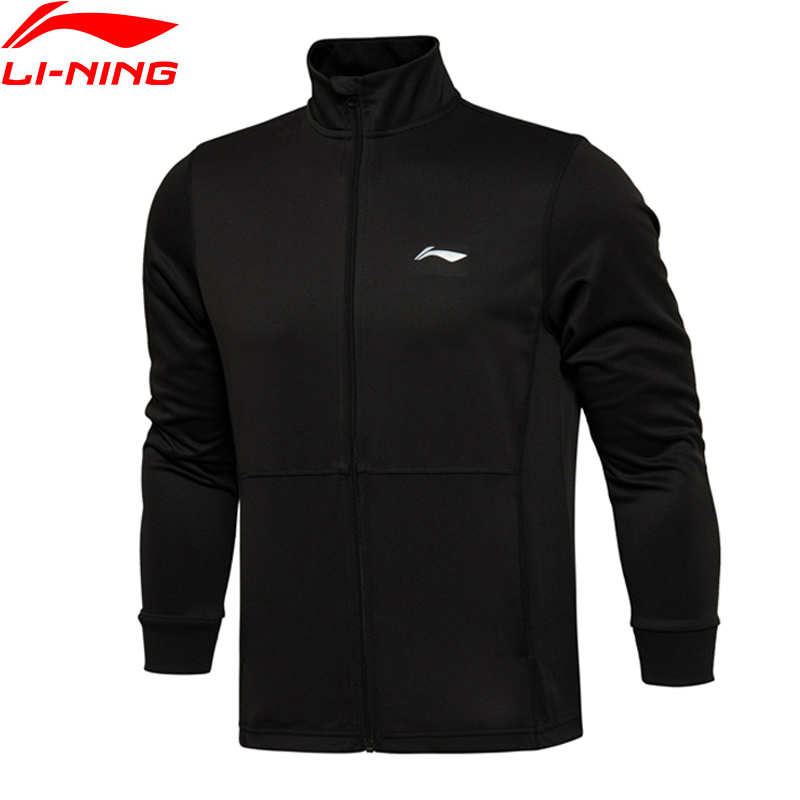 Li-Ning Men Running Jackets AT DRY Fitness Comfort Polyester LiNing Sports Jackets AWDL027 MWW1310 men at arms
