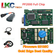 2018 Full Chips Lexia3 PP2000 A+ Quality PCB Board With Diagbox V7.83 Lexia 3 Firmware No.921815C DiagnosticTool