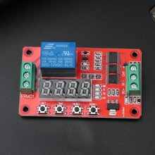 Authentic Excessive High quality Multifunctional Relay Module Delay Timer Change Self-Lock Residence Automation Skilled